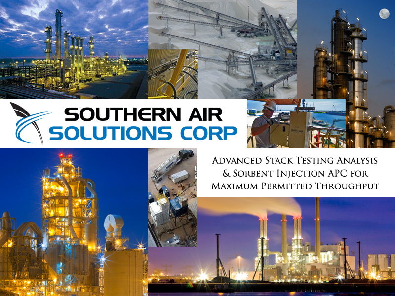 sas air quality stack testing consultants